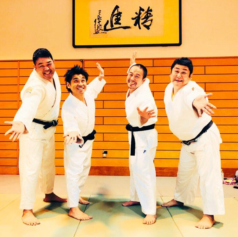 お笑いトリオ・オテンキGOの柔道の技がすごい!柔道技でできる護身術とは?