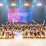 登美丘高校ダンス部動画をフルで公開!今年はハレルヤの色男ダンスで優勝!
