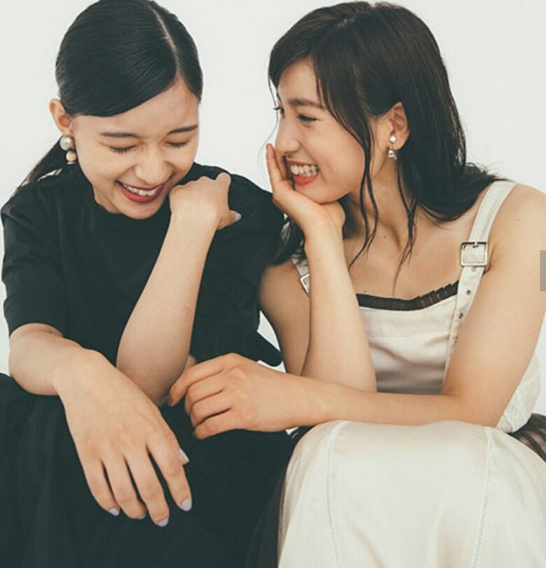 芳根京子と土屋太鳳がそっくり?似てるか似ていないか画像で比較!