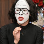 中村倫也のくっきー白塗り柴田理恵モノマネがやばい!画像あり!