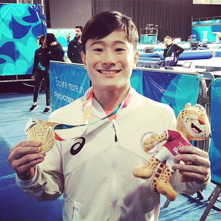 北園丈琉(体操)の出身はどこ?国籍は日本で両親は中国人という噂は本当?