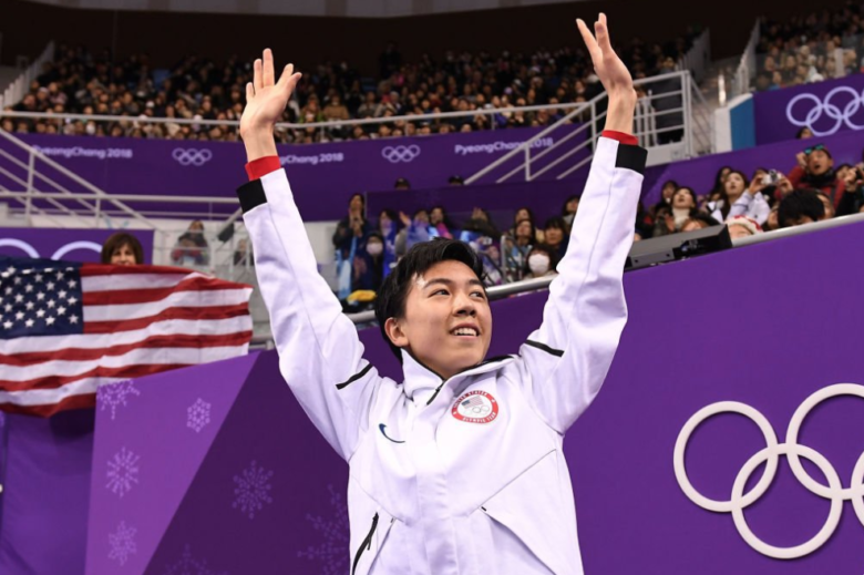 ヴィンセント・ゾウ選手は何人?両親は中国人のアメリカ人スケーター