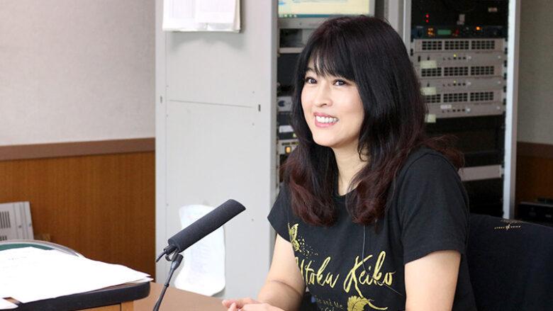 宇徳敬子は現在も劣化なしの美人!稲葉浩志との結婚はデマだった??