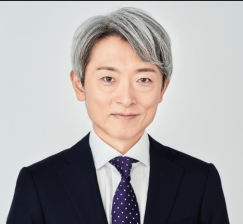登坂淳一(元NHKアナウンサー)の若い頃の画像は?白髪頭はいつから?