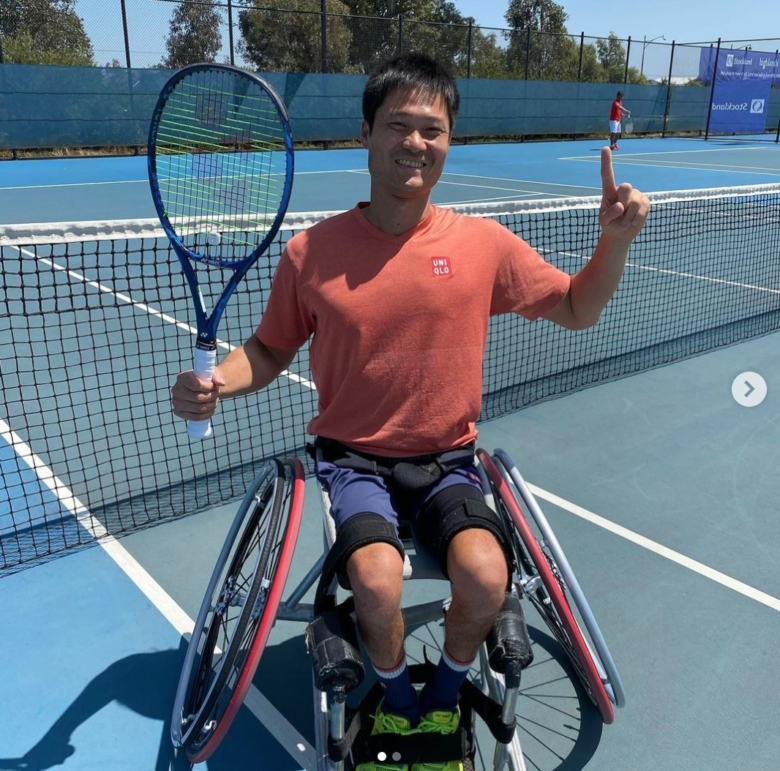 国枝慎吾(パラリンピック・車いすテニス)は態度が悪い?性格やこれまでの経歴は?