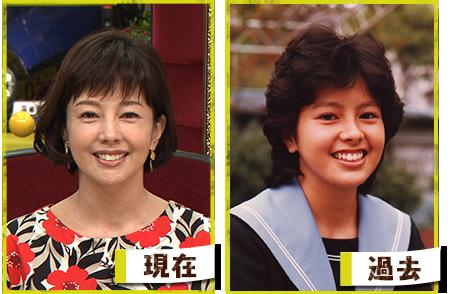 沢口靖子の若い頃がキレイすぎる!現在も変わらぬ美人を画像で比較!